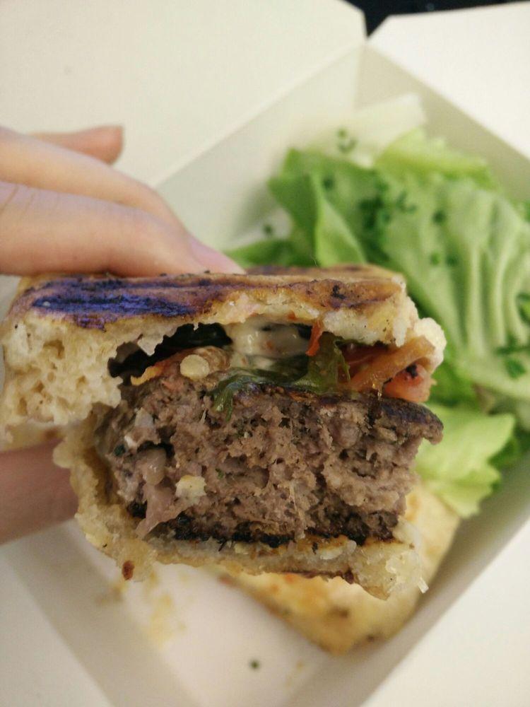 Bronte Burger Closeup Yelp