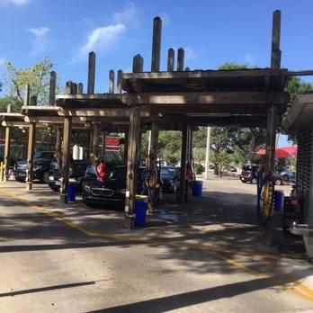 Showboat Car Wash Prices