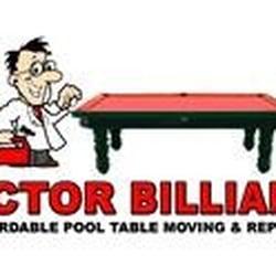 Doctor Billiards CLOSED Movers N Colorado St Gilbert AZ - Pool table breakdown