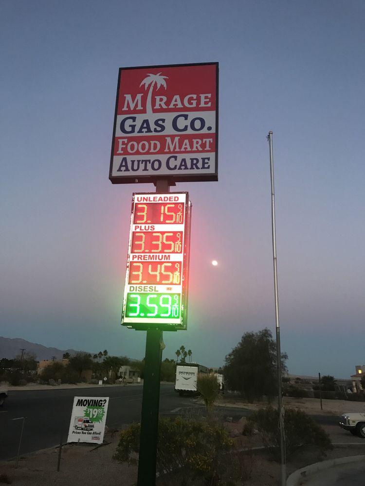 Mac's Desert Auto Service: 755 Palm Canyon Dr, Borrego Springs, CA