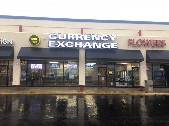 Hoffman Estates Currency Exchange