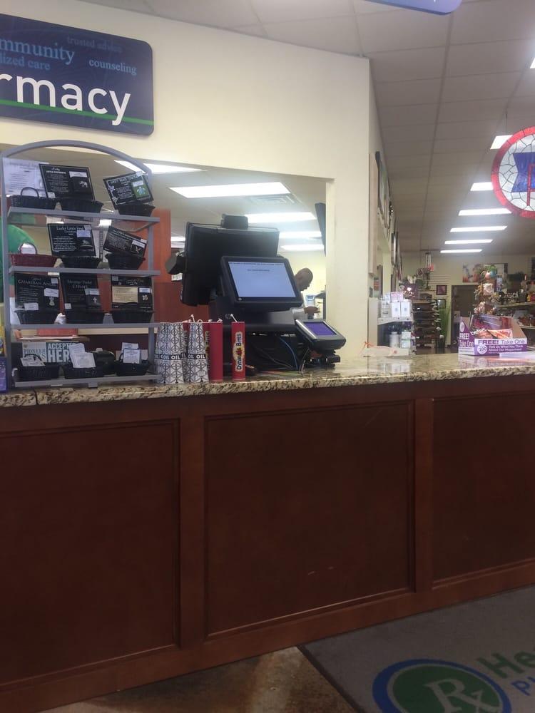 Rexco Drug & Gifts: 2101 N Main St, Altus, OK