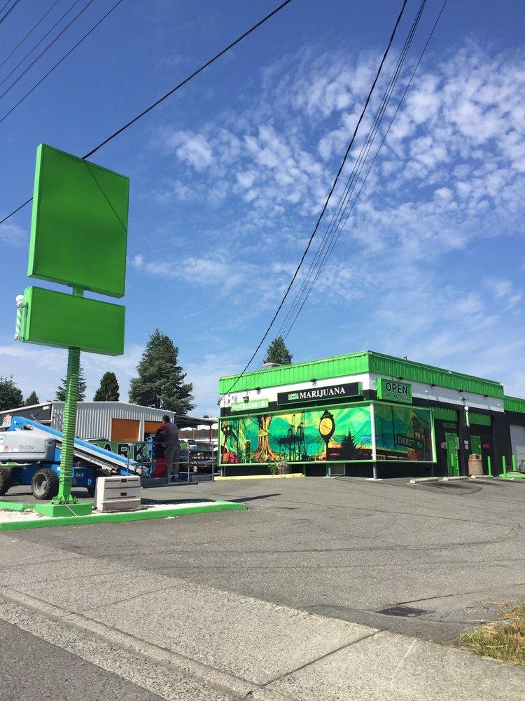 Local Roots Marijuana-Everett: 13224 Highway 99 S, Everett, WA