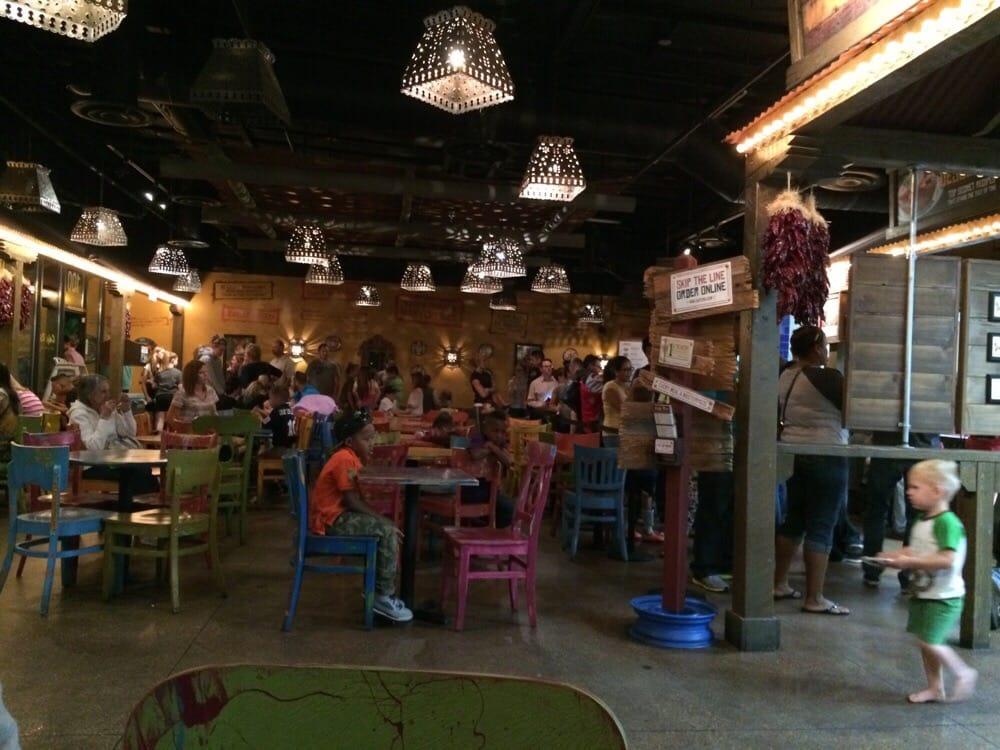 Cafe Rio Blue Diamond Las Vegas