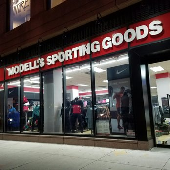 Modell's Sporting Goods has a wide selection of athletic and exercise equipment. Visit us online or at one of our stores today! Modell's Sporting Goods.