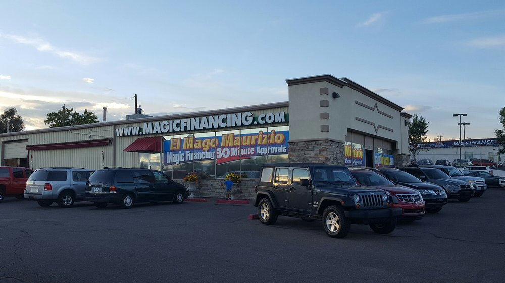 Magic Financing: 6385 Federal Blvd, Denver, CO