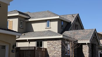 Boral Lightweight Concrete Tile Roof Stone Mountain Blend