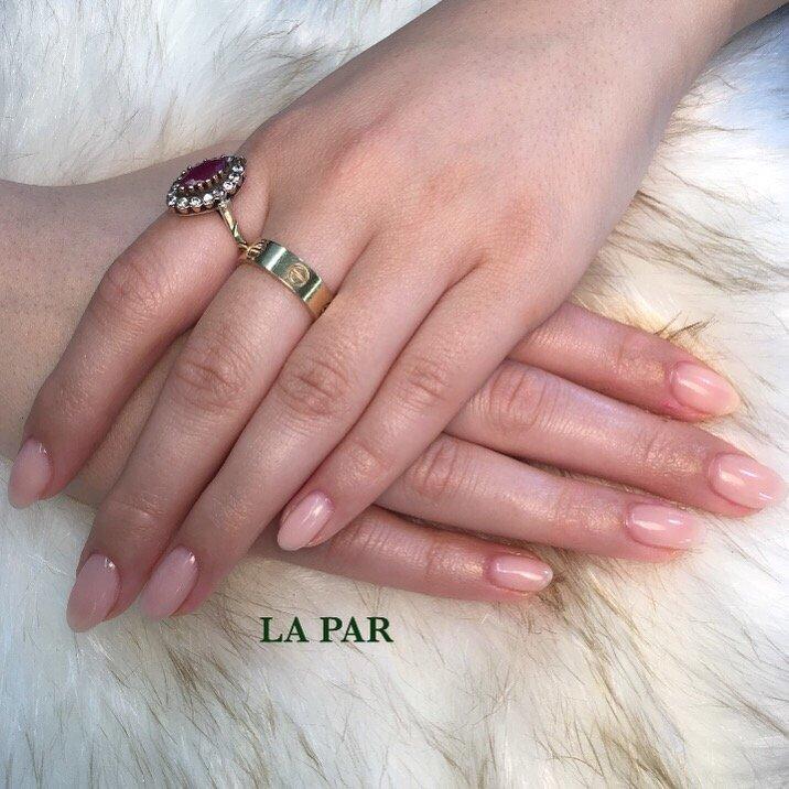 La Par Gel Builder Healthy Natural Nails No Lifts No Chips No Breaks ...