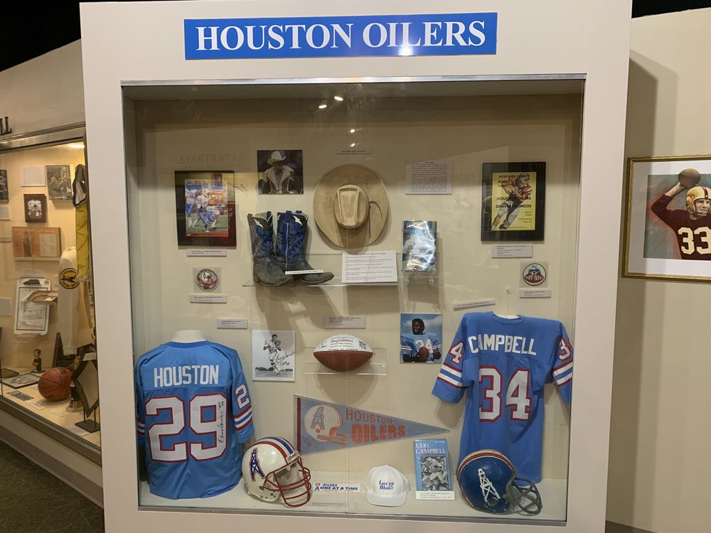 Texas Sports Hall of Fame: 1108 S University Parks Dr, Waco, TX