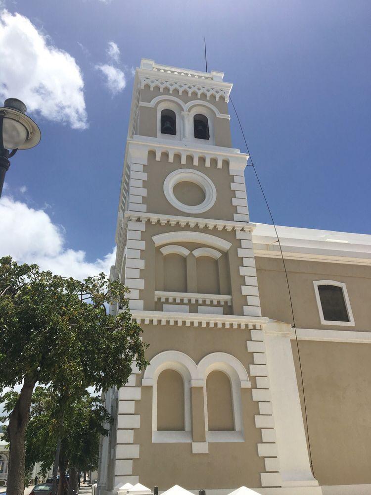 Plaza De Recreo Cristobal Colón: San Juan, PR