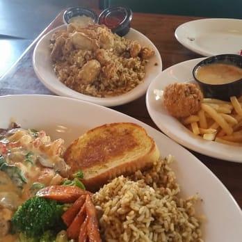 Boudreaux S Cajun Kitchen Houston Tx