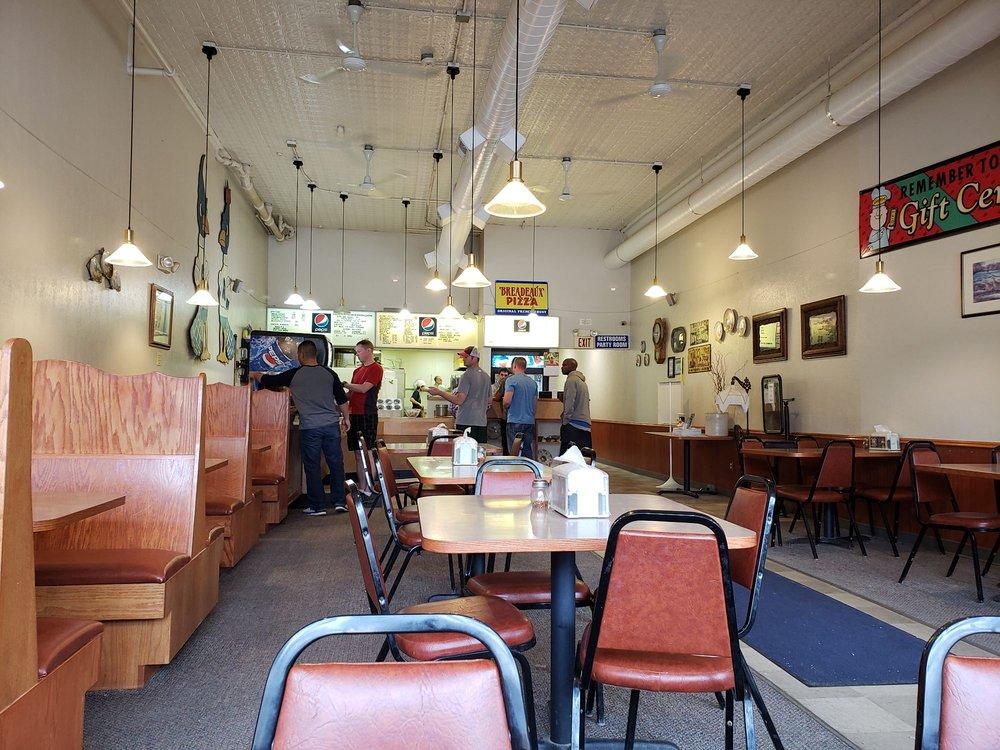 Breadeaux Pizza: 1425 Silver St, Ashland, NE