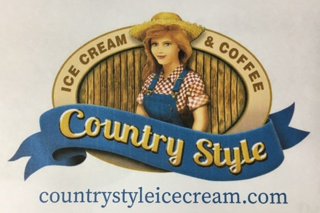 Country Style Ice Cream & Hawian Style Coffee: 312 W 1st Ave, Coal Valley, IL