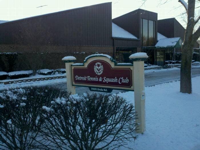 Detroit Tennis & Squash Club