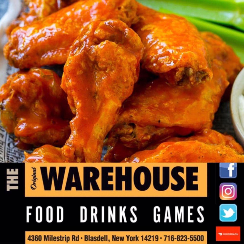 The Original Warehouse: 4360 Milestrip Rd, Buffalo, NY