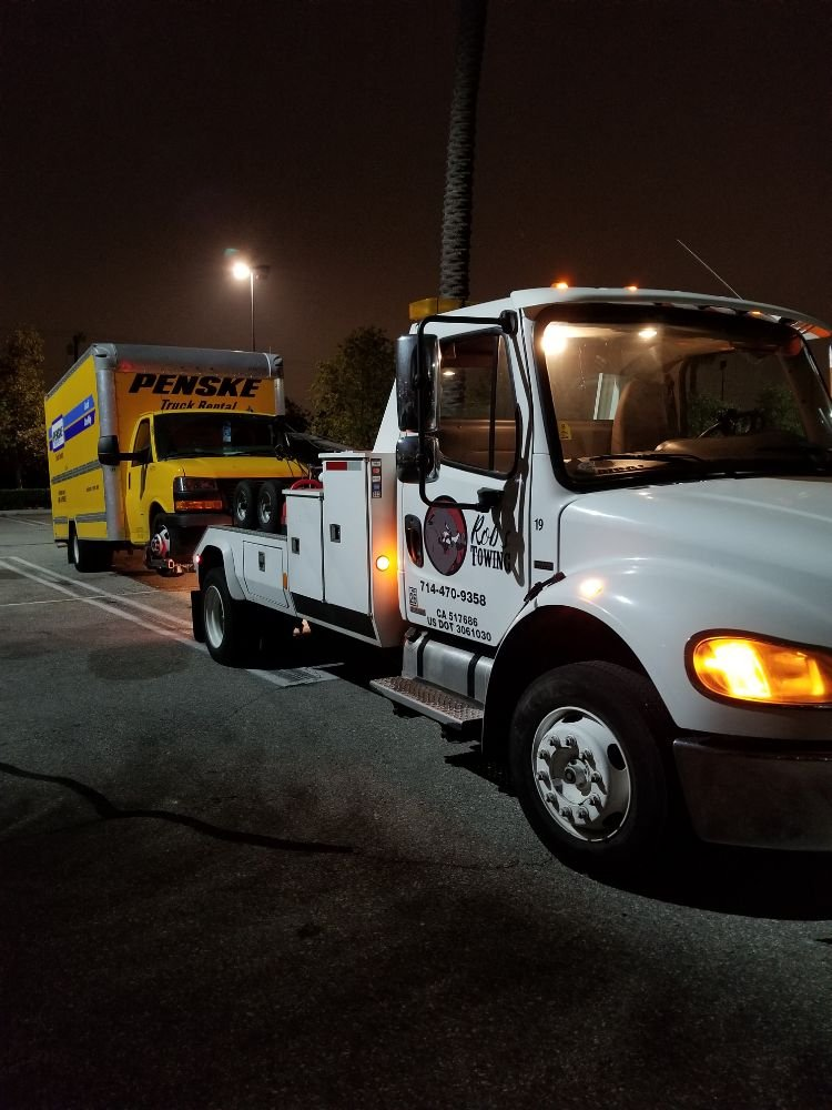 Rob's Towing Service: Anaheim, CA