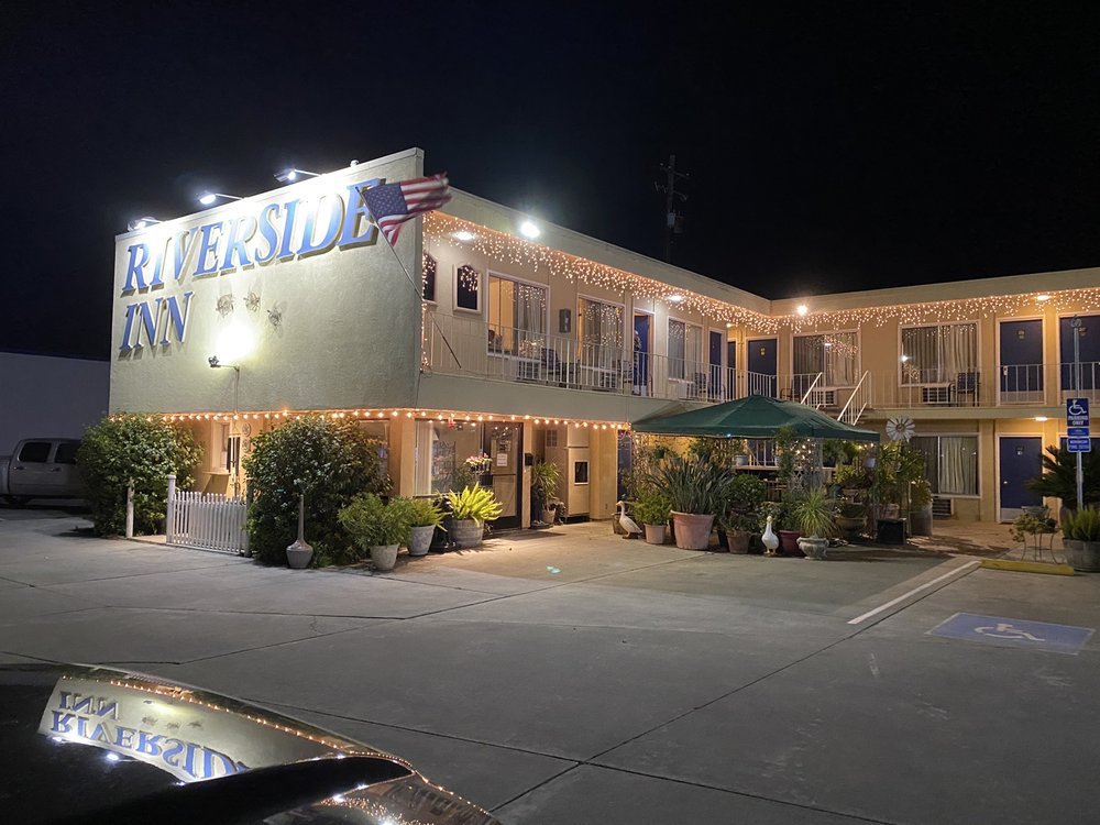 Colusa Riverside Inn: 41 5th St, Colusa, CA