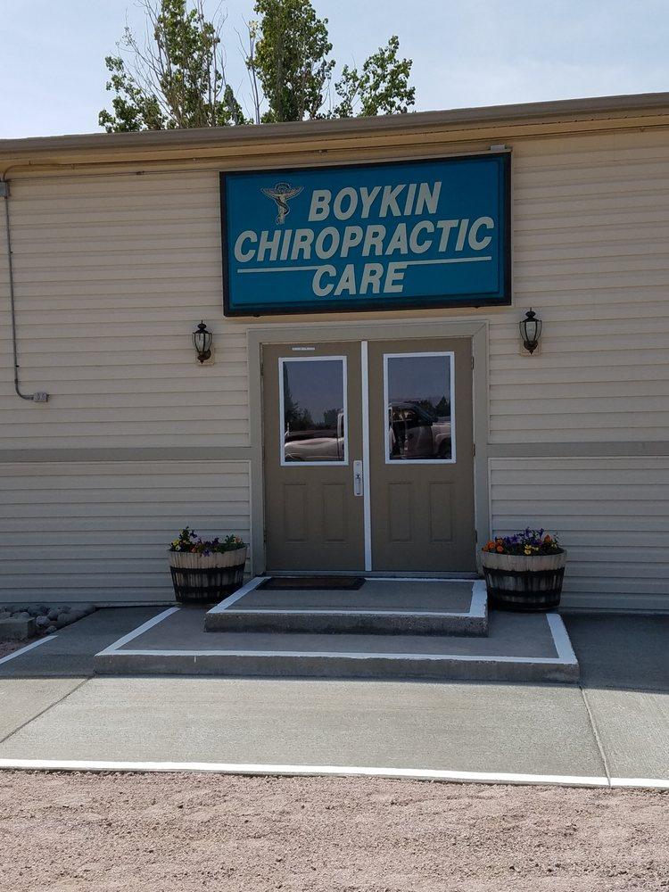 Boykin Chiropractic Care: 350 W Kiowa Ave, Elizabeth, CO