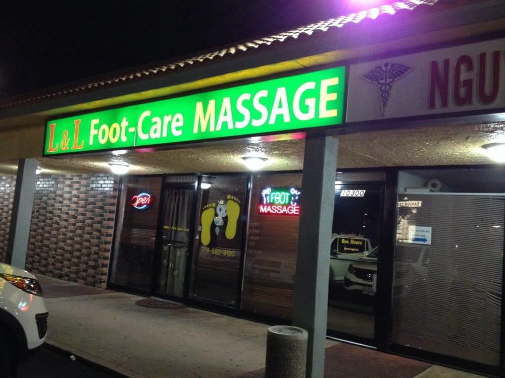 L L Foot Care Massage 19 Beitr Ge Massage 10300