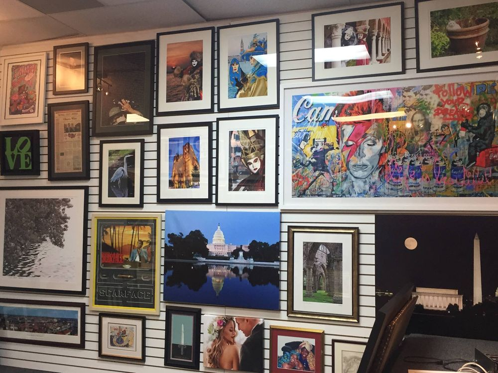 CS Art & Framing: 21950 Cascades Pkwy, Sterling, VA