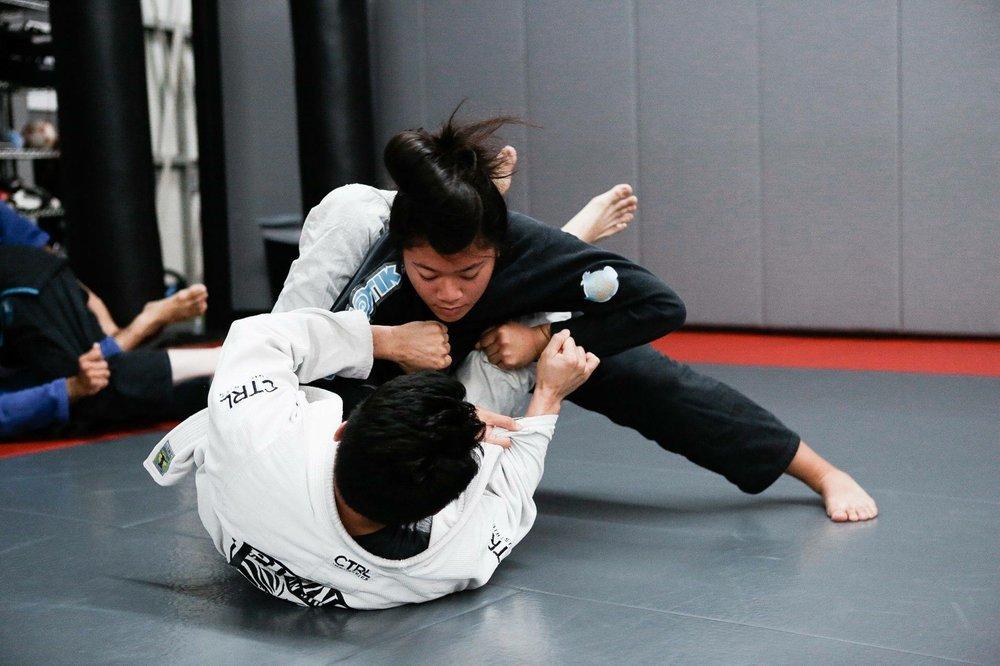 Phenom Brazilian Jiu-Jitsu