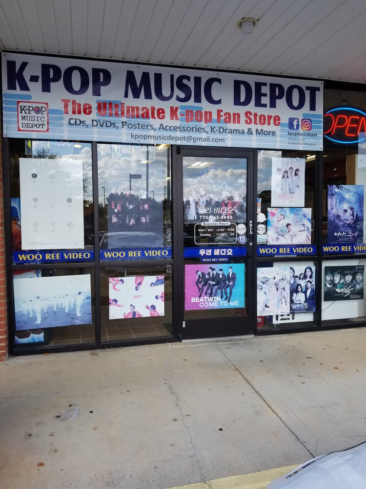k-pop music depot - 10 Reviews - Music & DVDs - 1197 Old