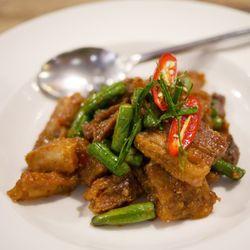 Photo of Jinda Thai Restaurant - Abbotsford Victoria Australia. Pad Prik Gang & Jinda Thai Restaurant - 97 Photos u0026 32 Reviews - Thai - 1-7 ...