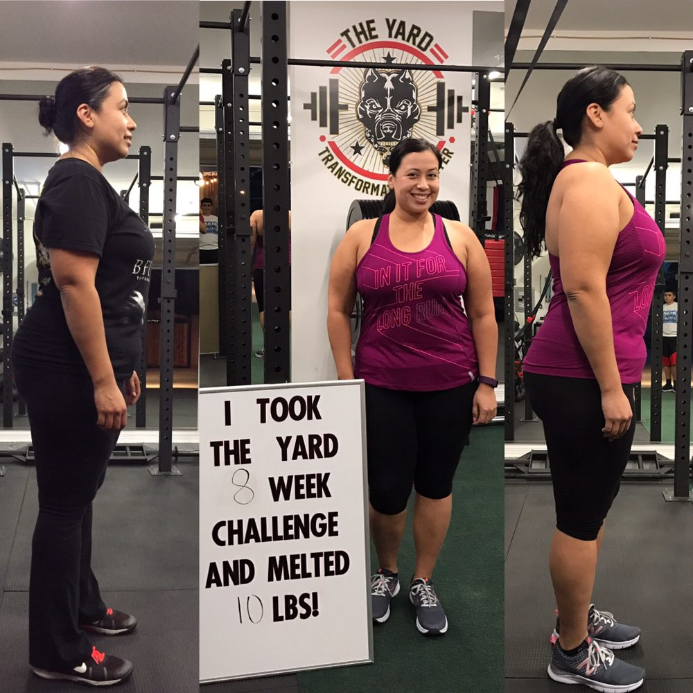 The Yard Transformation Center 46 Photos 13 Reviews Circuit Super Workout Kayla In City Training Gyms 13107 Whittier Blvd Ca Phone Number Yelp