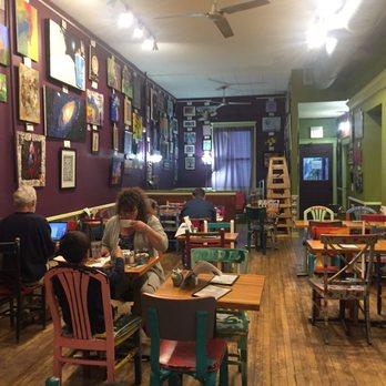 Buzz Cafe Oak Park Il