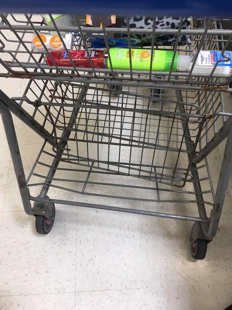 Food from Walmart Supercenter