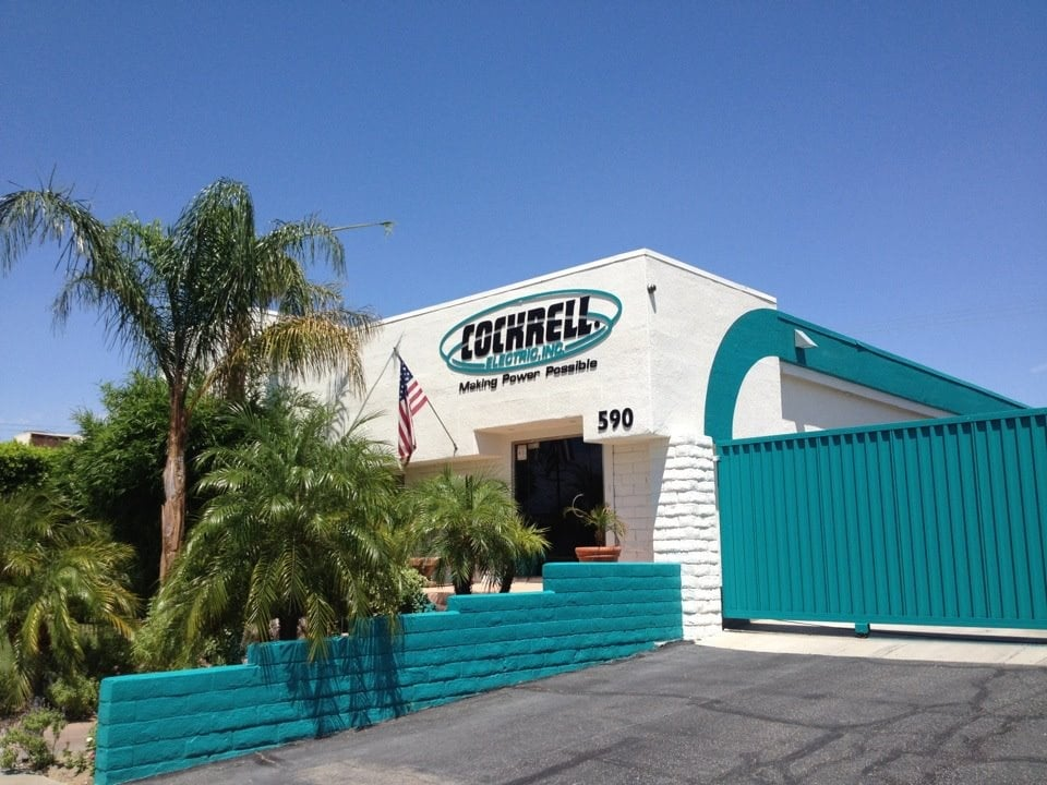 Cockrell Electric: 79553 Country Club Dr, Bermuda Dunes, CA
