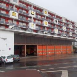 Caserne Des Pompiers De La Benauge Lieu Batiment Historique 1