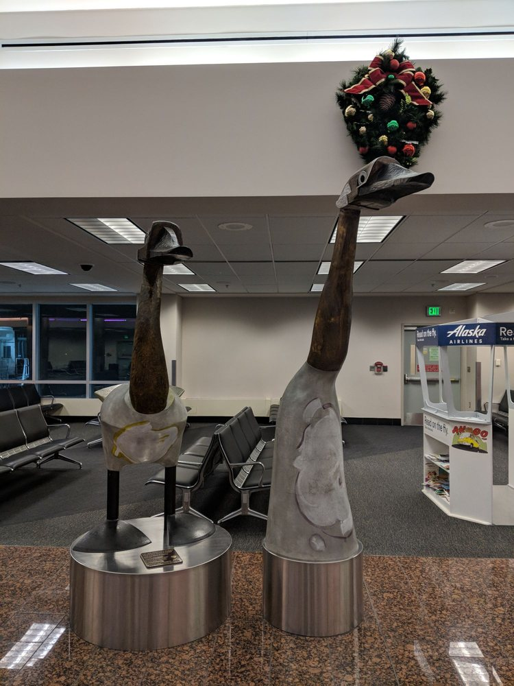 Ted Stevens Anchorage International Airport - ANC