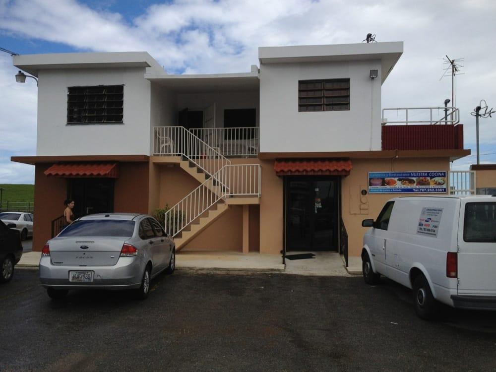 Cafeteria y Restaurante Nuestra La Cocina: PR-130 Int S/N, Hatillo, PR