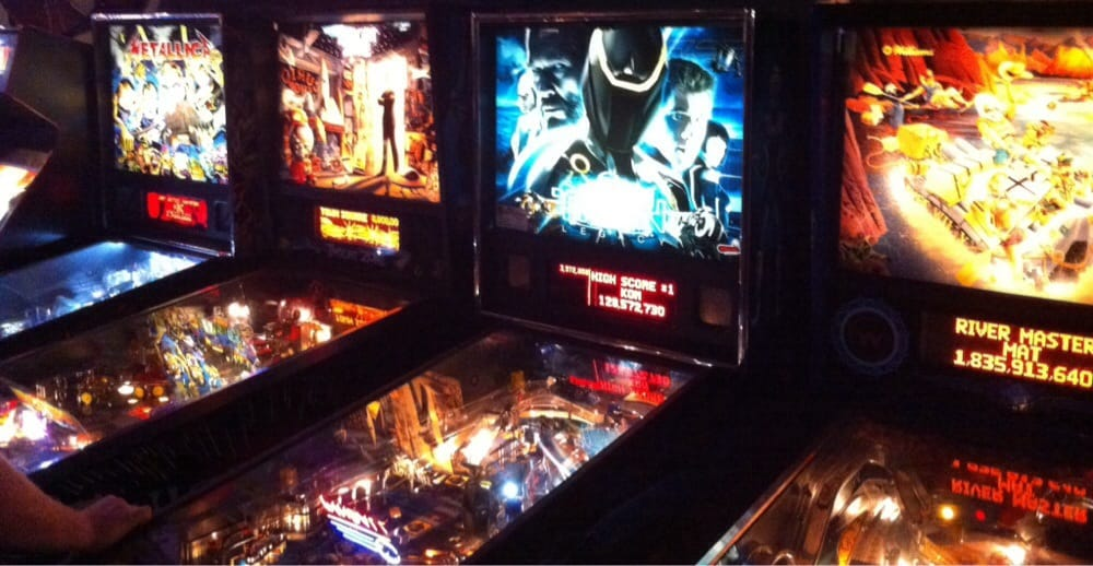 Coin Op Game Room San Diego Ca