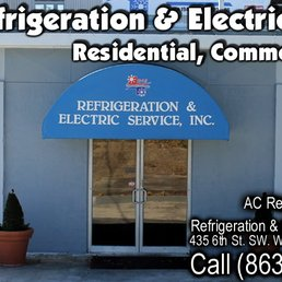 Refrigeration Amp Electric Service Heating Amp Air