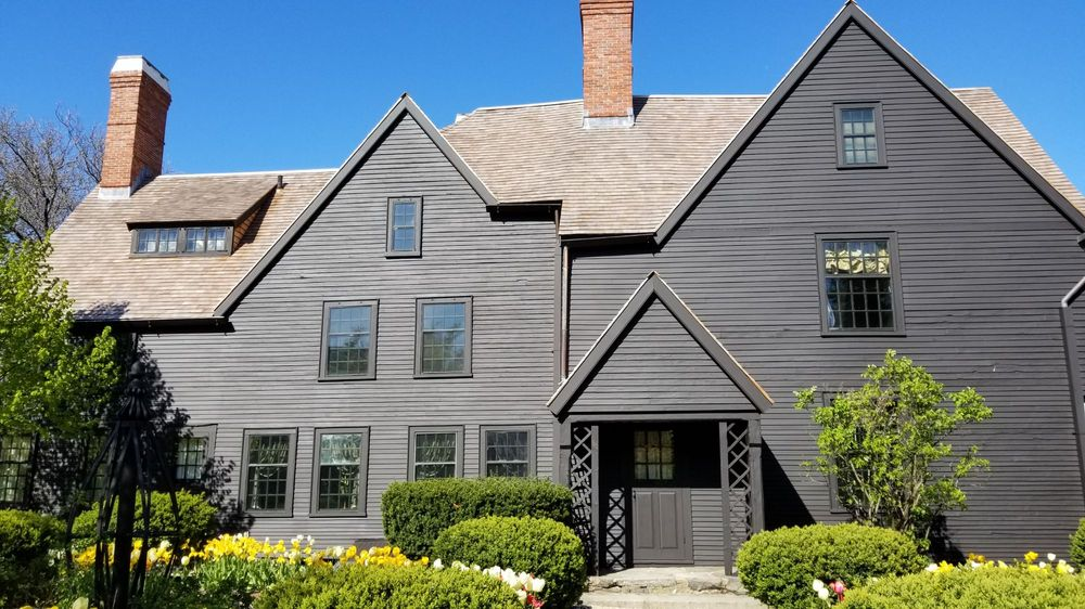 Social Spots from The House of the Seven Gables