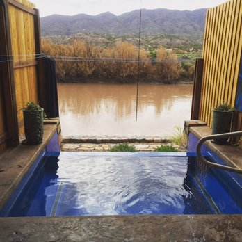 Photo Of Riverbend Hot Springs Truth Or Consequences Nm United States Soaking