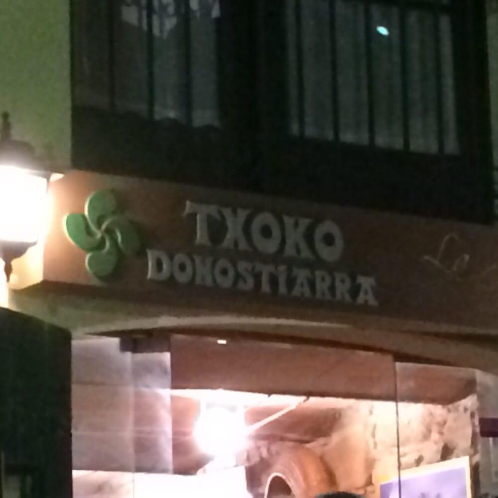 Txoko Donostiarra