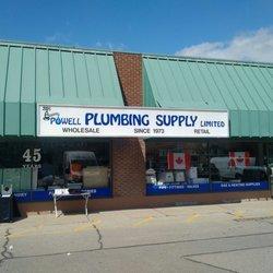 Powell Plumbing Supply Kitchen Bath 460 Elgin Mills Road E