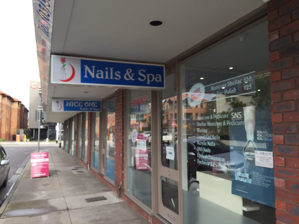 Nice One Nails and Spa - Hairdressers - 3 Drysdale St, Malvern ...
