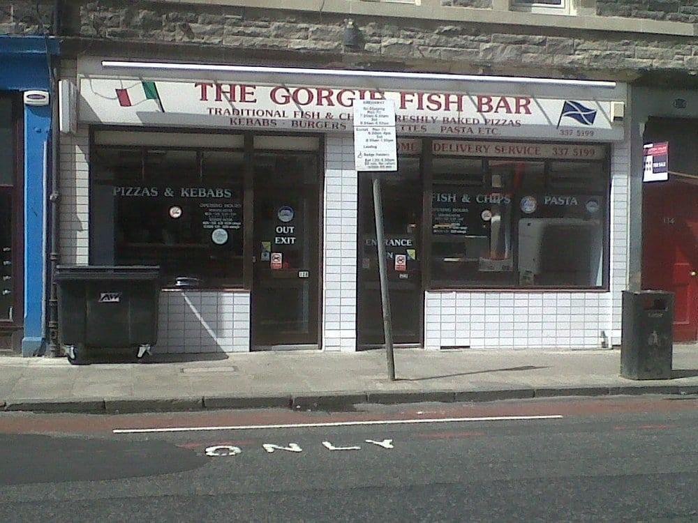 Gorgie Fish Bar