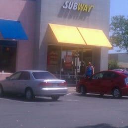 Subway Restaurants Pittsburg Ca