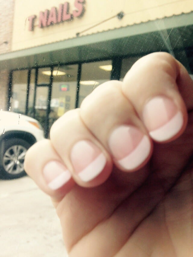 T Nails: 1509 Dorothy Nichols Ln, Smithville, TX