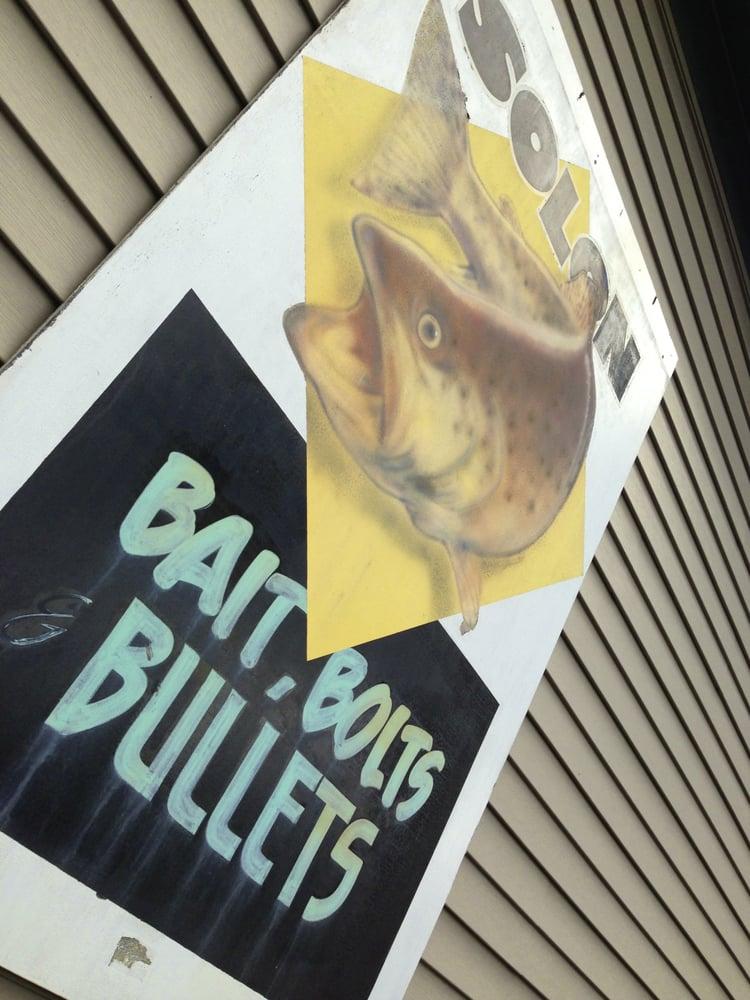 Bait Bolts & Bullets: 3 S Main St, Solon, ME