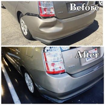 prius bumper repair  Nor Cal Bumper
