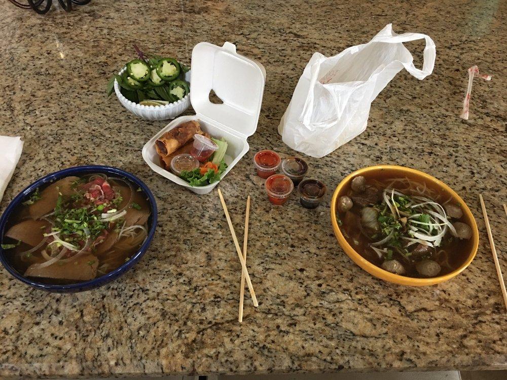 Em's Pho Vietnamese Cuisine: 6420 Fm 1463 Rd, Katy, TX