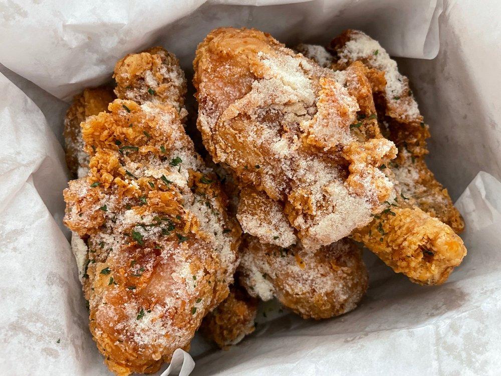 Vons Chicken -Redwood City: 2090 Broadway, Redwood City, CA