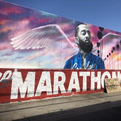 a5d864d444 Photo of The Marathon Clothing - Los Angeles, CA, United States. RIP Nipsey