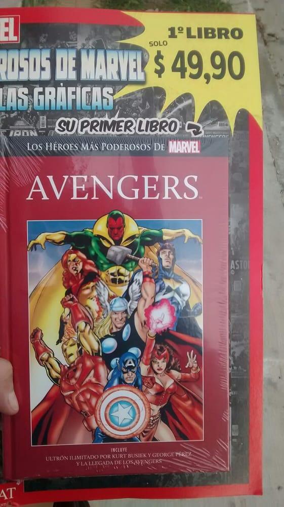 [Marvel - Salvat] Colección Los Héroes Más Poderosos de Marvel - Página 5 O